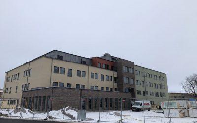 Svealundskolan, Örebro