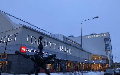 Idrottshuset, Örebro