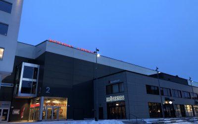 Behrn Arena (hockeyhallen), Örebro