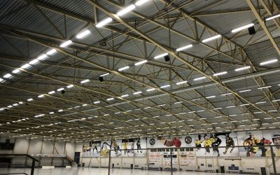 Behrn Arena (bandyhallen), Örebro