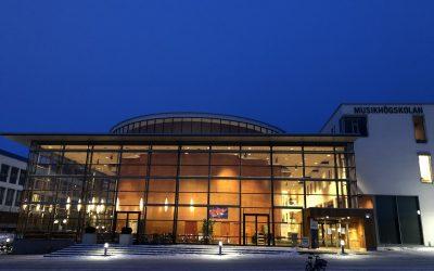 Musikhögskolan, Örebro