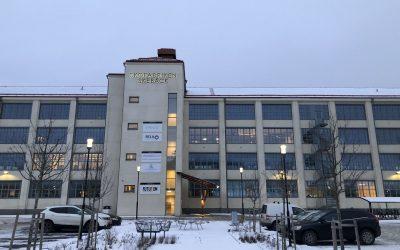 Skofabriken Skebäck, Örebro