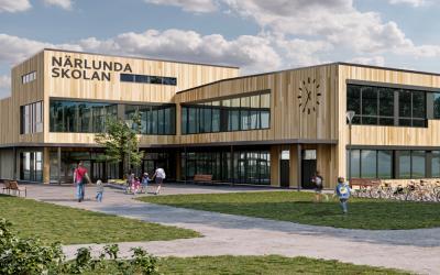 Närlunda skolan, Askersund